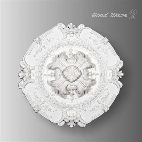 Ceiling Medallions For Sale by Polyurethane Mediterranean Ceiling Medallions For Sale