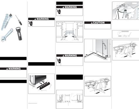 frigidaire dishwasher cabinet seal kit frigidaire gallery dishwasher manual drain galleryimage co