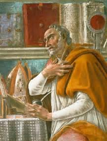 Of St Augustine Te Deum Laudamus St Augustine Late I Loved You O
