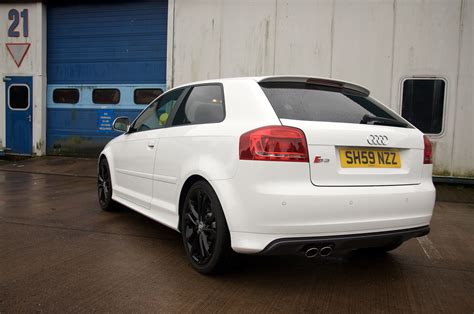 White S3 Audi by Newbie With Ibis White S3 Audi Sport Net