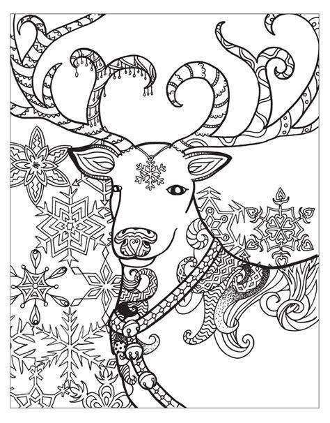 22 Christmas Coloring Books To Set The Holiday Mood Zendoodle Winter Wonderland Jodi Best Macmillan