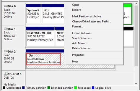 Format Hard Disk Raw | recover data from raw file system raw partition and raw