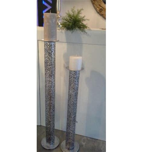 Kerzenhalter Glas Für Stabkerzen by Kerzenst 228 Nder Chrom Boden Bestseller Shop Mit Top Marken