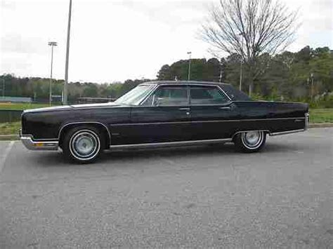 1972 lincoln town car purchase used 1972 lincoln continental town car 4 door