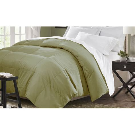 blue ridge down comforter blue ridge home fashions polyester down alternative