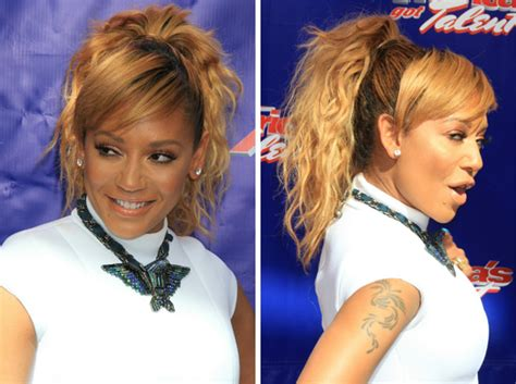 mel b hairstyles mel b latest hairstyle newhairstylesformen2014 com