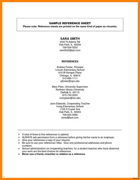 References Page Resume by Beautiful Resume References Template Aguakatedigital