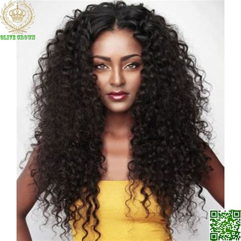loose deep wavy hair photo loose deep wave lace front wig human hair glueless virgin