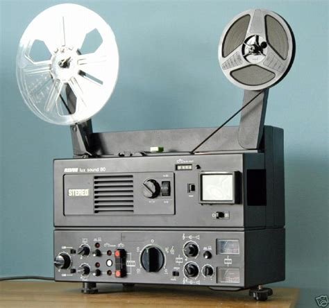 Lu Projector blast from the past vintage technologies that we no