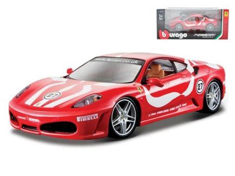 auto fiorano auto bburago 1 24 race play f430 fiorano 401 k