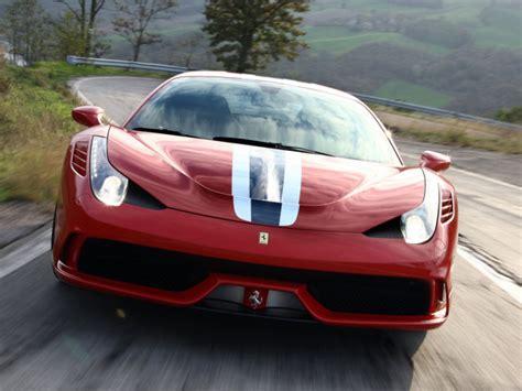 Ferrari 458 Speciale: N/A V8?s Swansong   Auto Class Magazine