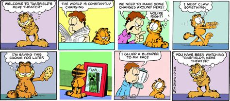 Garfield Memes - mezzacotta square root of minus garfield