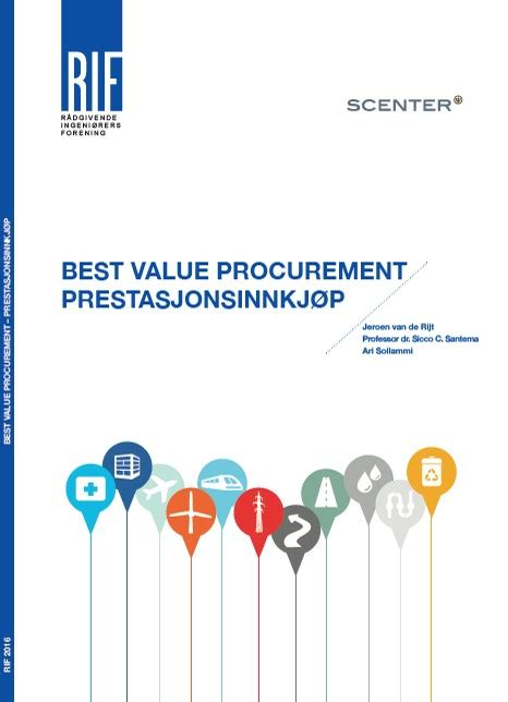 best value procurement 6584 best value procurement prestasjonsinnkj 248 p fysisk