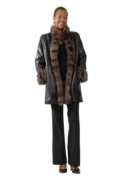 S Jacket Manno restyle your fur coat vest or jacket mano swartz furs