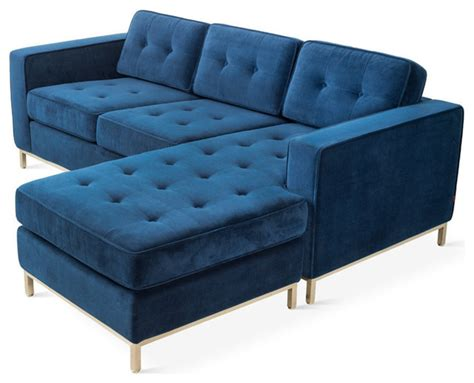 gus jane sectional gus modern jane loft bi sectional sofa contemporary