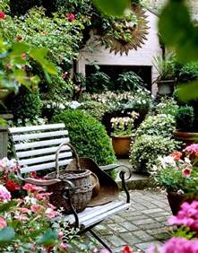 Backyard Patio Design Ideas 17 Shabby Chic Garden For Feel House Design And Decor