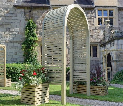 Wooden Garden Arch Uk The 12 Best Images About Garden Arches On