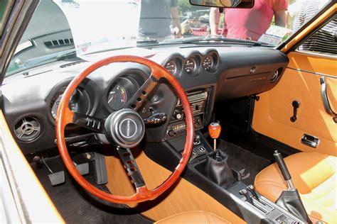 nissan 260z interior readying a datsun 240z for the 2015 historique monte carlo