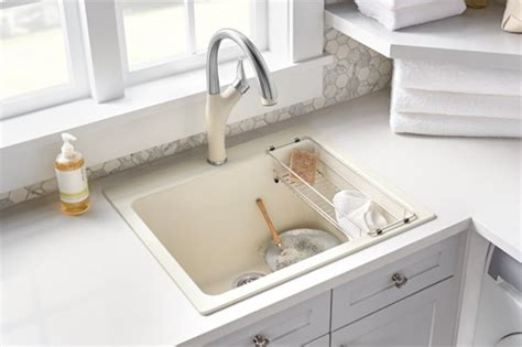 blanco liven laundry sink silgranit 174 sink collections scientifically proven blanco