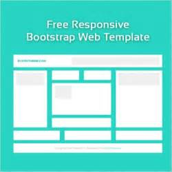 responsive page template free blank website templates template design
