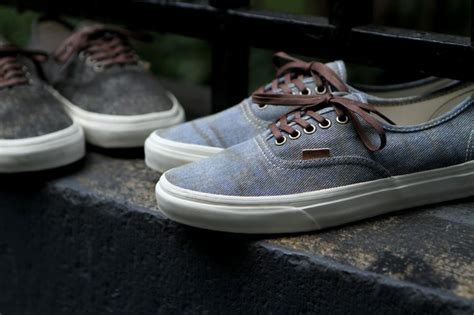 Vans California Stained Olive by Vans California Authentic Ca Stained Olive Light Blue