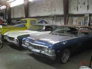 1967 Chevrolet Impala For Sale Uk Two 1967 Chevrolet Impalas For Sale