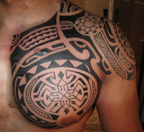 imagenes de tatuajes aztecas para hombres tatuajes en el pectoral para hombres