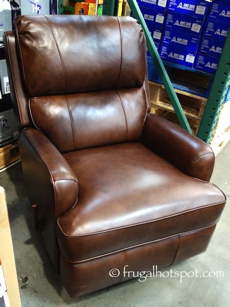 costco recliner 399 costco synergy leather recliner 399 99 frugal hotspot
