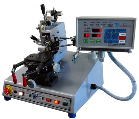 inductor winding machine toroid winding machine for small transformers inductors chokes and other toroidal devices wh 900