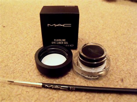Eyeliner Gel Mac mac gel eye liner review