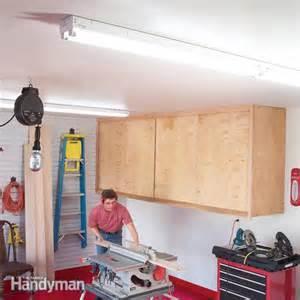 Best Lighting Shops How To Achieve Better Garage Lighting The Family Handyman
