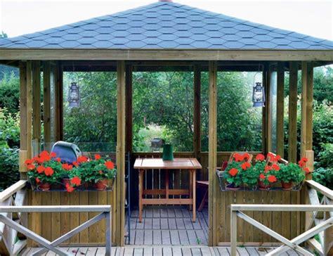 Kiosque De Jardin Moderne by Quel Kiosque De Jardin Pour Le Cour De Vos R 234 Ves