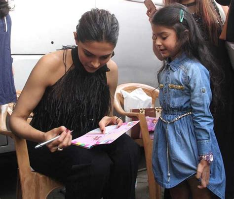 kids love deepika padukone vogue india