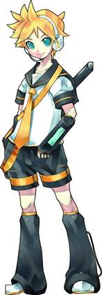 disigner len len kagamine vocaloids photo 33217564 fanpop
