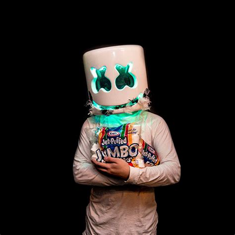 Marshmello Bomber marshmello unveils limited edition of merch now on