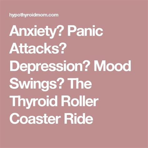 can thyroid cause mood swings 275 best images about grave s disease on pinterest