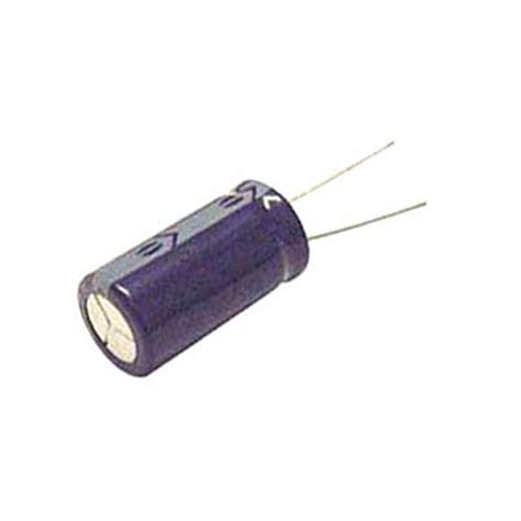 capacitor no polarizado general