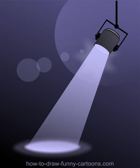 vector light tutorial how to draw a vector spotlight