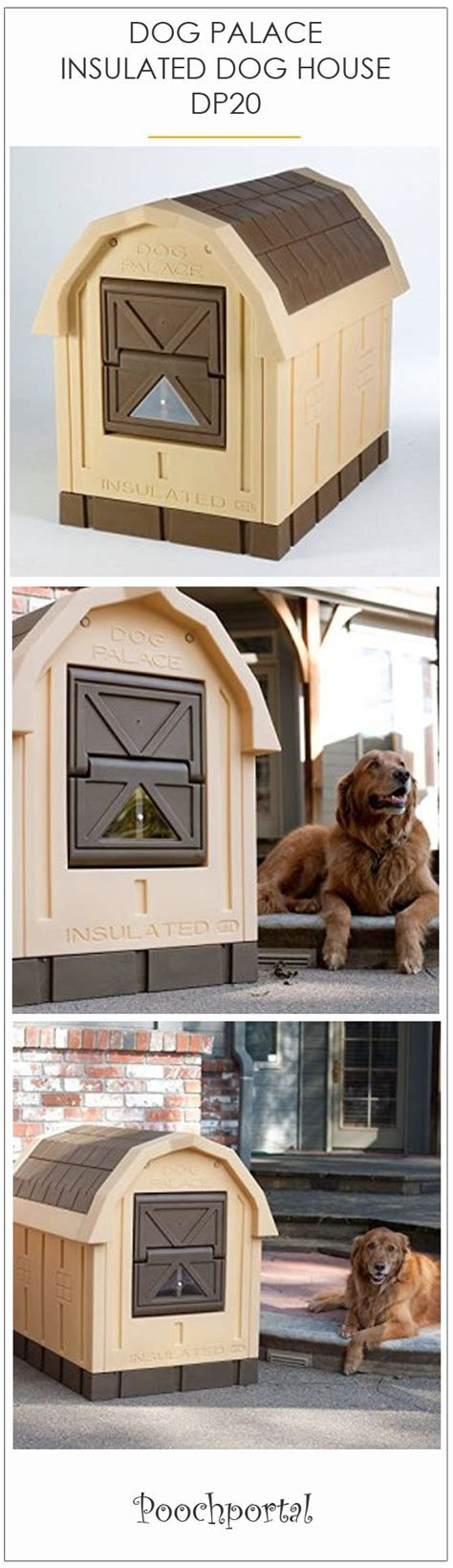 dog palace insulated dog house best 25 plastic dog house ideas on pinterest
