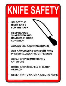 safety kitchen knives ifoods initiative for food safety handling knives from