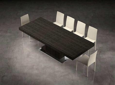 Modloft Astor Dining Table Extendable Dining Table Astor By Modloft Modern Dining