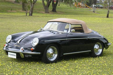 Porsche Roadster 356 by Sold Porsche 356 Super 90 Roadster Auctions Lot 15