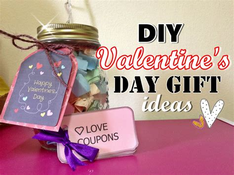 cheap valentines day gifts for husband diy s day gifts for him cheap easy fay