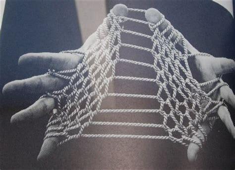 String Shapes - strings on your fingers string figures tricks string