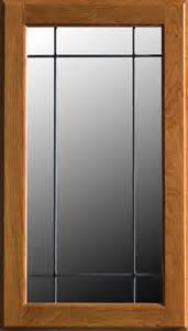 Dura Supreme Cabinets Dura Supreme Cabinetry Lg 23 Leaded Glass Cabinet Door