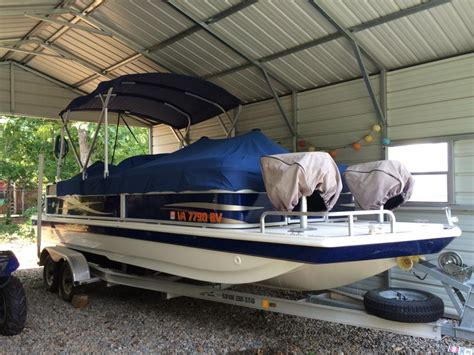 fun deck boats for sale hurricane fun deck boats for sale in mineral virginia