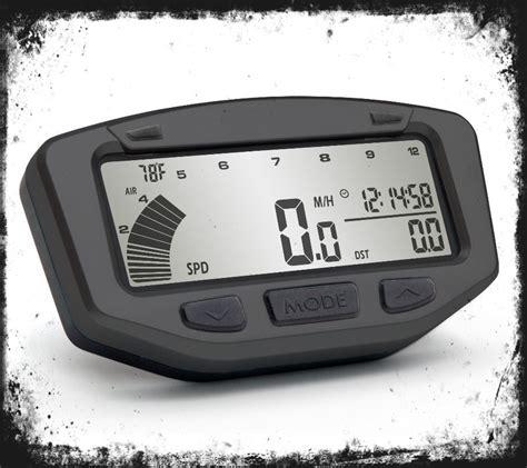 Yamaha Yfm 660 Aufkleber by Trailtech Vapor Tachometer Yamaha Yfm 660r Raptor 01 05