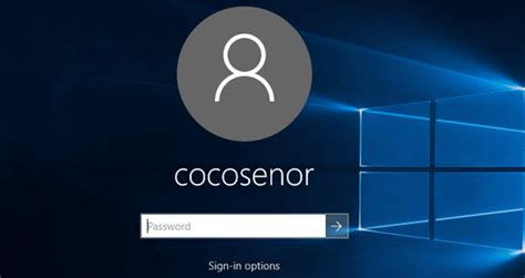 locked out of windows 10 laptop forgot password how to unlock