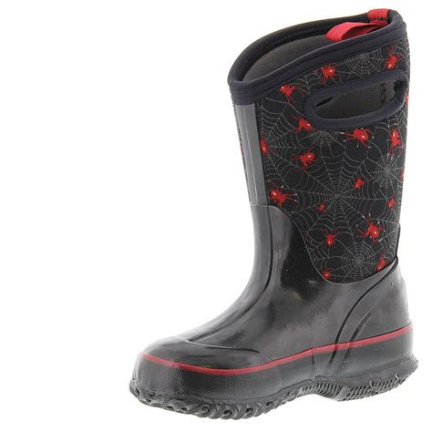 bogs toddler boots bogs classic creepy crawlers boys toddler youth boot