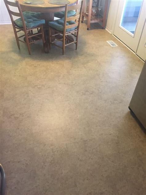 pics of us floors coretec plus amalfi beige on a kitchen
